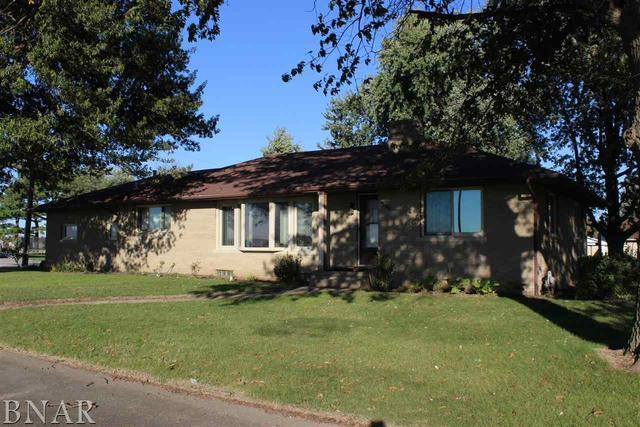 396 N Fayette, El Paso, IL 61738 (MLS #10247965) :: Berkshire Hathaway HomeServices Snyder Real Estate