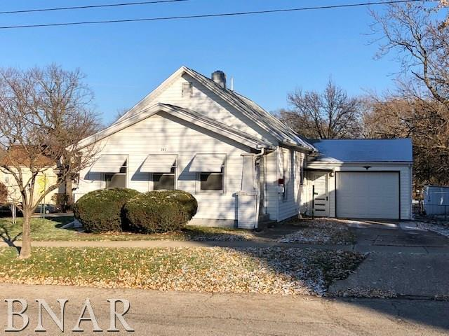202 S Allin Street, Bloomington, IL 61701 (MLS #10247976) :: The Dena Furlow Team - Keller Williams Realty