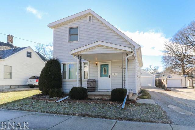 707 E Miller Street, Bloomington, IL 61701 (MLS #10248008) :: The Dena Furlow Team - Keller Williams Realty