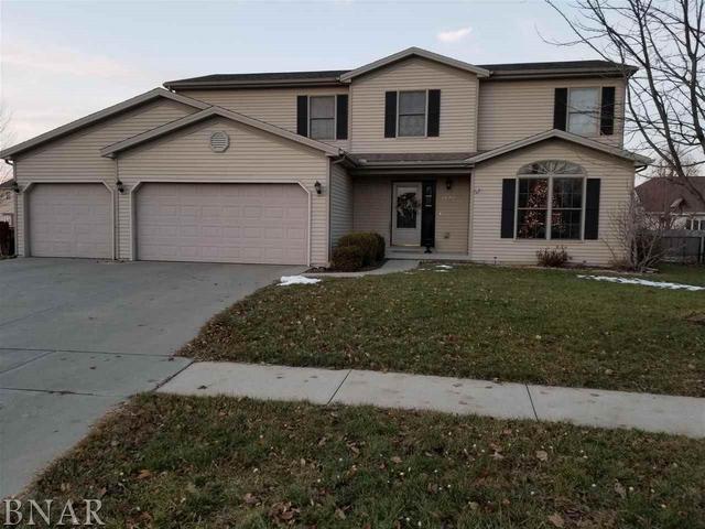 2872 Bear Claw Street, Normal, IL 61761 (MLS #10248020) :: Baz Realty Network   Keller Williams Preferred Realty