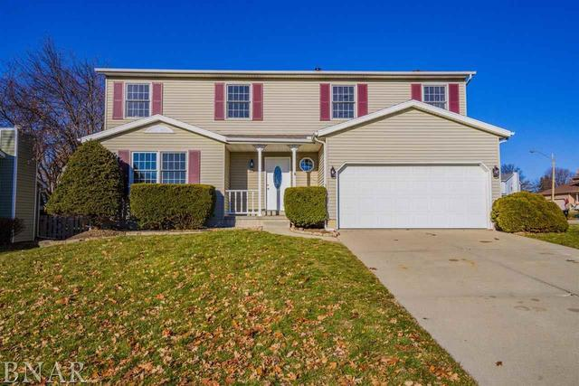 212 Beacon Circle, Bloomington, IL 61704 (MLS #10248036) :: Berkshire Hathaway HomeServices Snyder Real Estate