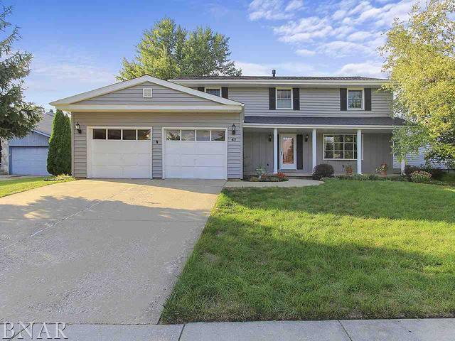 45 Brookshire Grn, Bloomington, IL 61704 (MLS #10248043) :: Helen Oliveri Real Estate