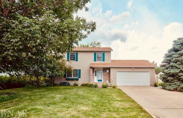 606 N Washington, Hudson, IL 61748 (MLS #10248064) :: Berkshire Hathaway HomeServices Snyder Real Estate