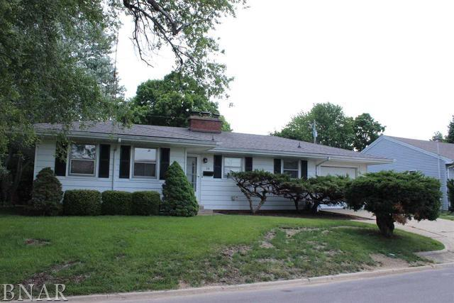 10 University, Normal, IL 61761 (MLS #10248249) :: John Lyons Real Estate