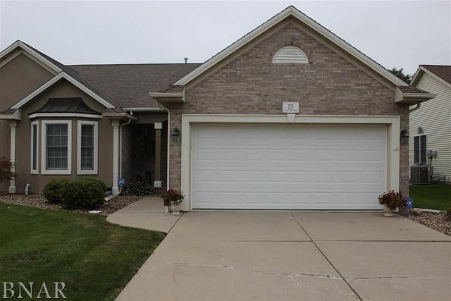 25 Inglewood Lane, Bloomington, IL 61704 (MLS #10248287) :: Janet Jurich Realty Group