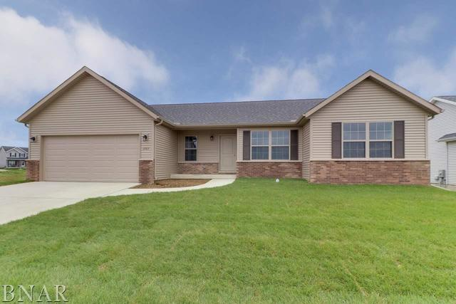 1707 Coralstone Way, Normal, IL 61761 (MLS #10248299) :: Century 21 Affiliated