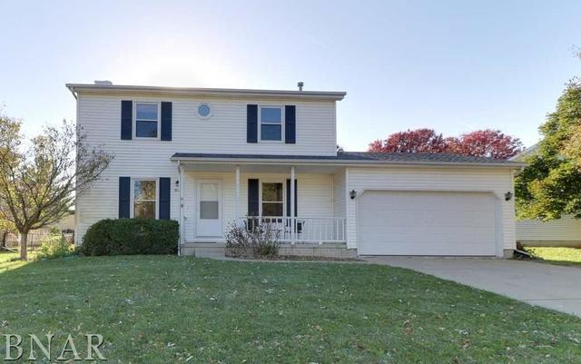 2110 Park Place Drive, Bloomington, IL 61701 (MLS #10248337) :: The Wexler Group at Keller Williams Preferred Realty