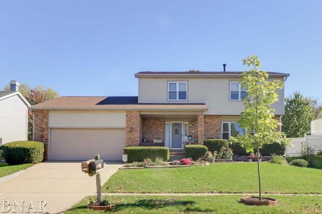 2010 Single Tree, Bloomington, IL 61704 (MLS #10248358) :: BNRealty