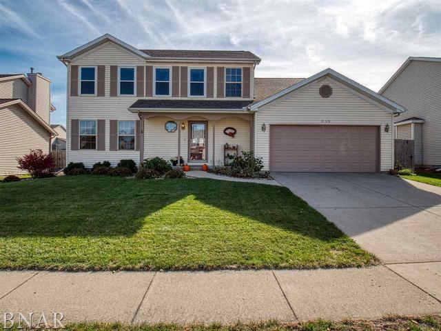3125 Auburn, Bloomington, IL 61704 (MLS #10248360) :: Janet Jurich Realty Group