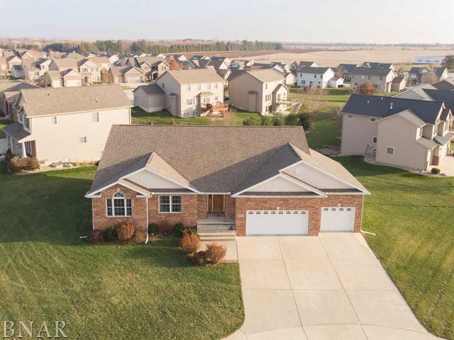 5001 Francesco Lane, Bloomington, IL 61704 (MLS #10248391) :: Berkshire Hathaway HomeServices Snyder Real Estate