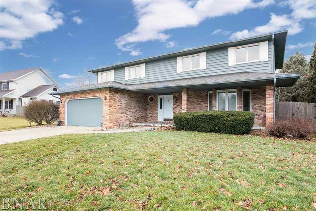 1411 Dover Road, Bloomington, IL 61704 (MLS #10248432) :: Berkshire Hathaway HomeServices Snyder Real Estate