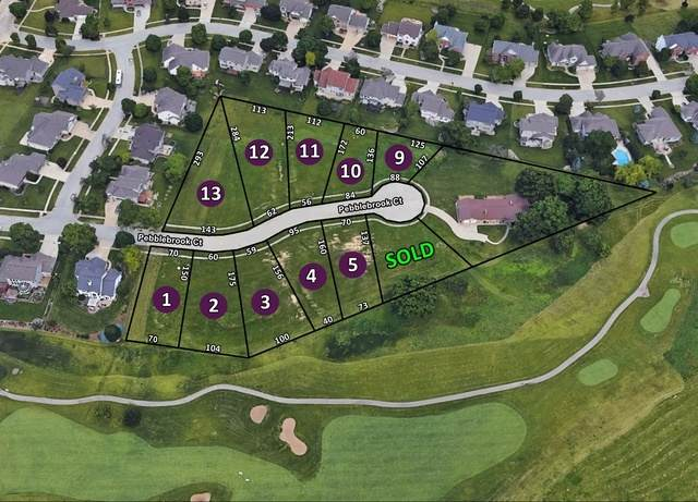 LOT 5 Fox Creek, Bloomington, IL 61705 (MLS #10248488) :: John Lyons Real Estate