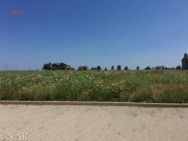 LOT 13 Franklin Heights, Normal, IL 61761 (MLS #10248509) :: Janet Jurich Realty Group