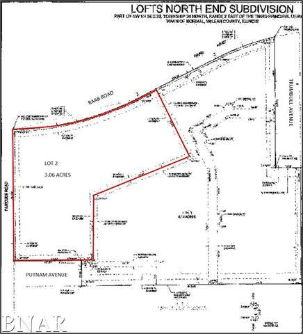 Lot 2 W Raab Road, Normal, IL 61761 (MLS #10248511) :: The Wexler Group at Keller Williams Preferred Realty