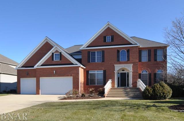 2105 Woodbine, Bloomington, IL 61704 (MLS #10248595) :: Janet Jurich Realty Group
