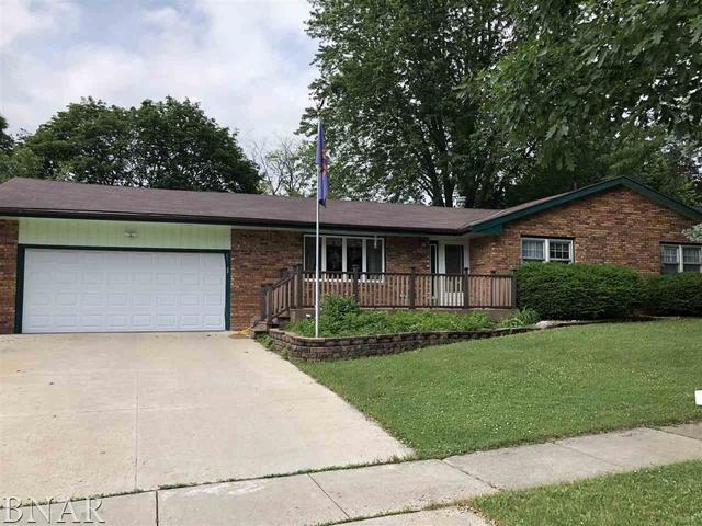 2912 Mockingbird, Bloomington, IL 61704 (MLS #10248621) :: Helen Oliveri Real Estate