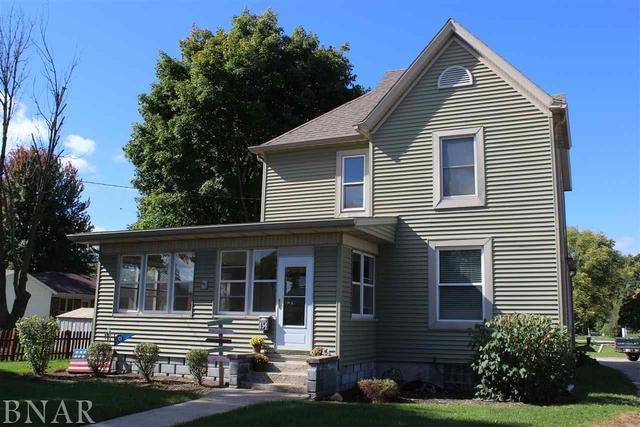 154 N Sycamore, El Paso, IL 61738 (MLS #10248711) :: Berkshire Hathaway HomeServices Snyder Real Estate
