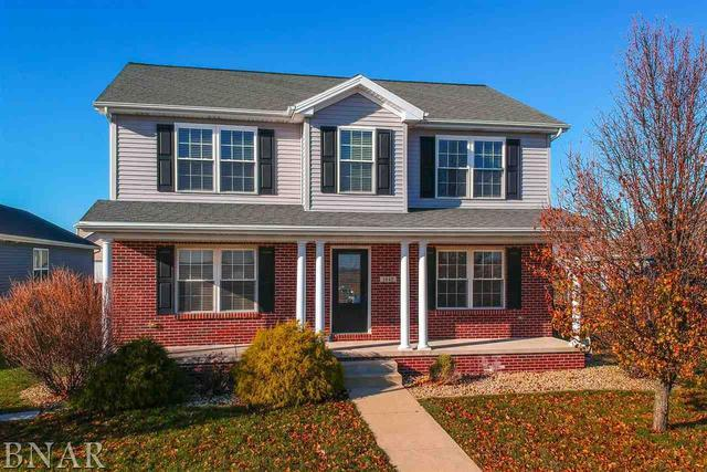 1645 Duncannon Drive, Normal, IL 61761 (MLS #10248782) :: Janet Jurich Realty Group