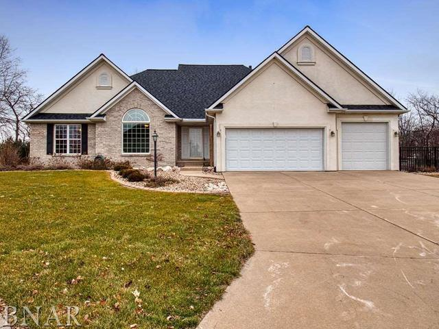 13507 Fawn Drive, Bloomington, IL 61704 (MLS #10248803) :: Baz Realty Network | Keller Williams Preferred Realty