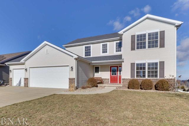 Address Not Published, Bloomington, IL 61705 (MLS #10248812) :: Berkshire Hathaway HomeServices Snyder Real Estate