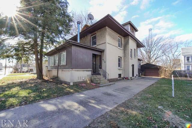 610 N Mclean, Bloomington, IL 61701 (MLS #10248819) :: Berkshire Hathaway HomeServices Snyder Real Estate