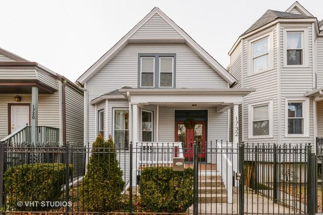 1732 N Albany Avenue, Chicago, IL 60647 (MLS #10248858) :: Domain Realty