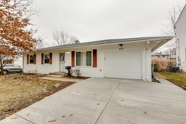 271 Mohawk Trail, Buffalo Grove, IL 60089 (MLS #10248867) :: Helen Oliveri Real Estate