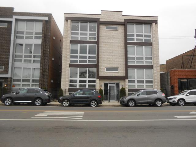 3209 N Elston Avenue 3S, Chicago, IL 60618 (MLS #10248902) :: The Wexler Group at Keller Williams Preferred Realty