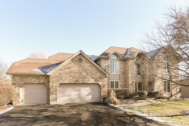 601 Fairway View Drive, Algonquin, IL 60102 (MLS #10249086) :: Lewke Partners