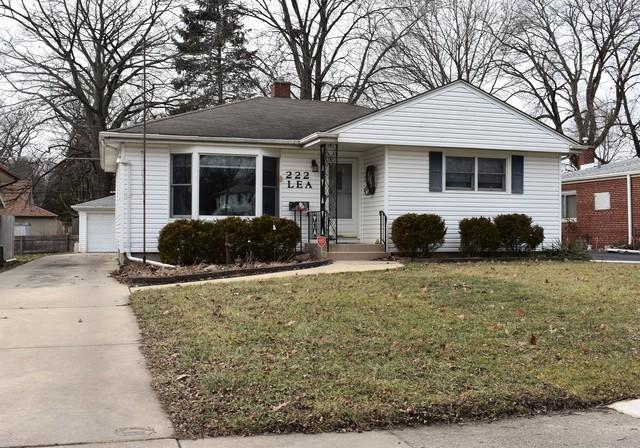 222 N 2nd Avenue, Villa Park, IL 60181 (MLS #10249151) :: The Wexler Group at Keller Williams Preferred Realty