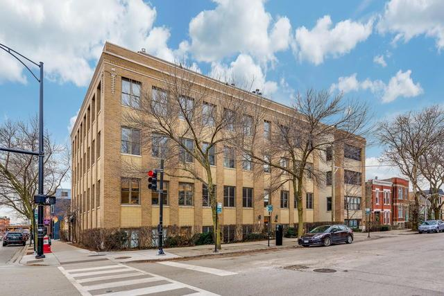 2001 W Wabansia Avenue #302, Chicago, IL 60647 (MLS #10249207) :: Property Consultants Realty