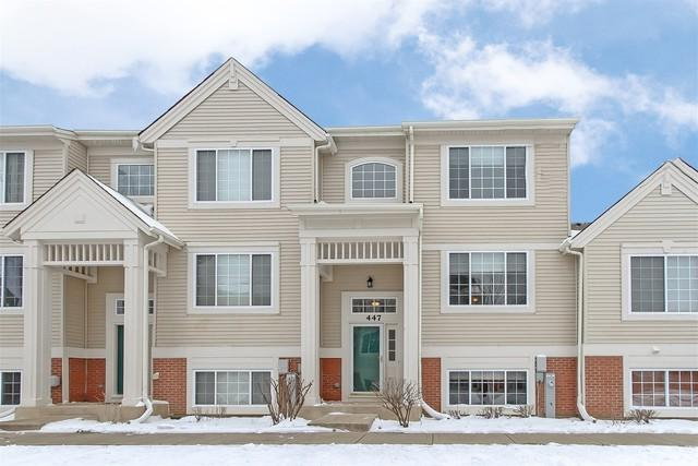 447 Cary Woods Circle, Cary, IL 60013 (MLS #10249232) :: T2K Properties