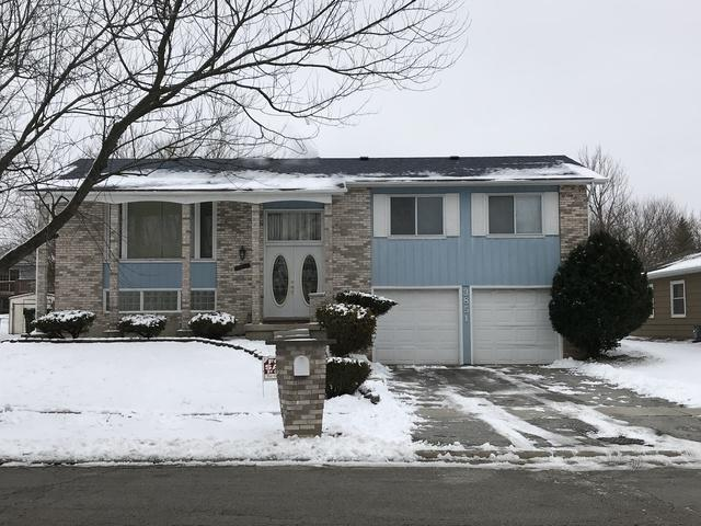 3851 178th Street, Country Club Hills, IL 60478 (MLS #10249343) :: The Wexler Group at Keller Williams Preferred Realty