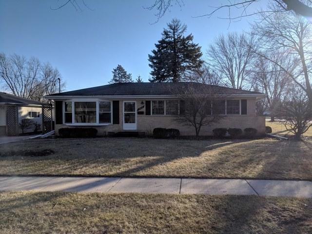 1703 W Rusty Drive, Mount Prospect, IL 60056 (MLS #10249638) :: Helen Oliveri Real Estate