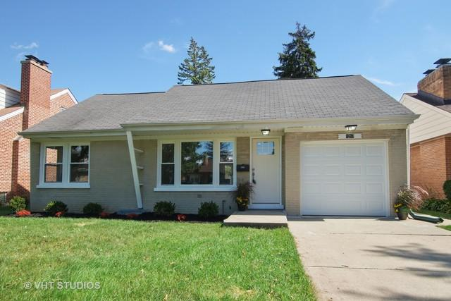 1217 S Clifton Avenue, Park Ridge, IL 60068 (MLS #10249655) :: T2K Properties