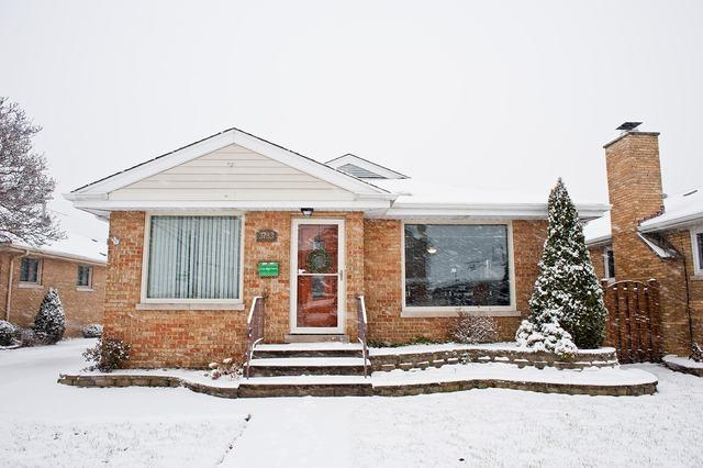 3733 W 114th Street, Chicago, IL 60655 (MLS #10249728) :: The Wexler Group at Keller Williams Preferred Realty