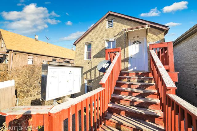 2825 S Short Street S, Chicago, IL 60608 (MLS #10249749) :: The Wexler Group at Keller Williams Preferred Realty