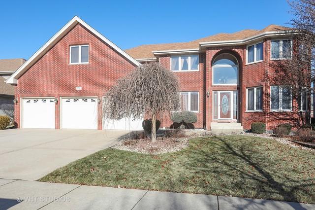 4704 Abbey Lane, Matteson, IL 60443 (MLS #10249819) :: Helen Oliveri Real Estate