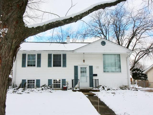 210 Cherrywood Road, Buffalo Grove, IL 60089 (MLS #10249830) :: Helen Oliveri Real Estate