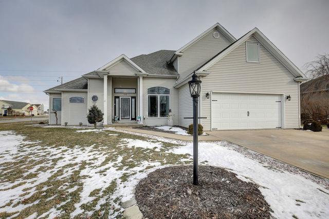 530 Hawthorne Drive, ST. JOSEPH, IL 61873 (MLS #10249899) :: Ryan Dallas Real Estate