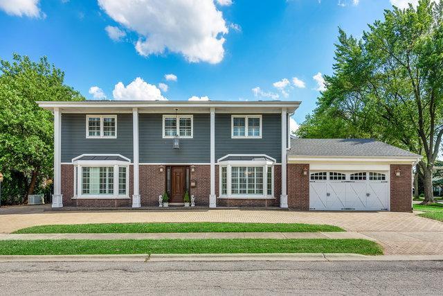 8825 Lowell Terrace, Skokie, IL 60076 (MLS #10250008) :: Ryan Dallas Real Estate
