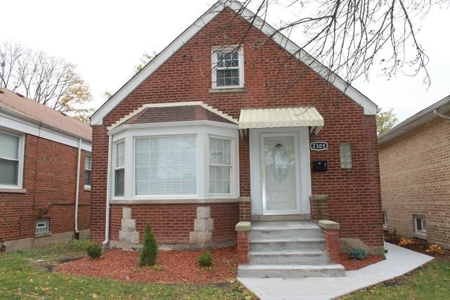 2305 W 103rd Street, Chicago, IL 60643 (MLS #10250144) :: The Wexler Group at Keller Williams Preferred Realty