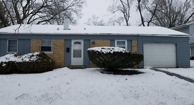 21635 Cynthia Avenue, Sauk Village, IL 60411 (MLS #10250180) :: The Dena Furlow Team - Keller Williams Realty