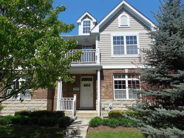 1405 Flagstone Place, Schaumburg, IL 60193 (MLS #10250191) :: The Jacobs Group