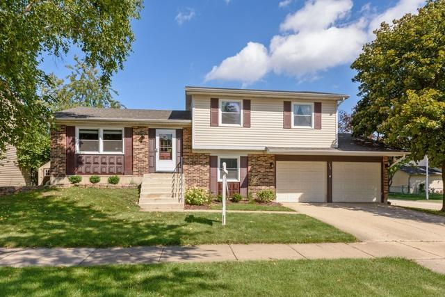 1650 Westbury Drive, Hoffman Estates, IL 60192 (MLS #10250193) :: Baz Realty Network | Keller Williams Preferred Realty