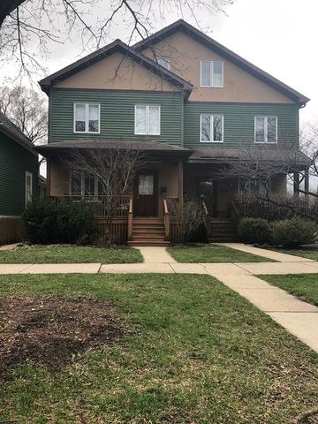 1422 Ashland Avenue, Evanston, IL 60201 (MLS #10250214) :: Leigh Marcus | @properties