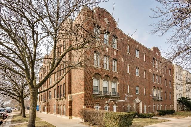 5402 N Campbell Avenue 3A, Chicago, IL 60625 (MLS #10250276) :: John Lyons Real Estate