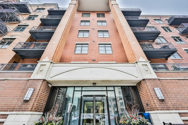 560 W Fulton Street #505, Chicago, IL 60661 (MLS #10250308) :: Property Consultants Realty
