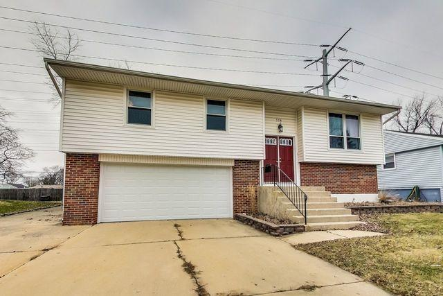 338 Homer Avenue, Romeoville, IL 60446 (MLS #10250322) :: The Wexler Group at Keller Williams Preferred Realty