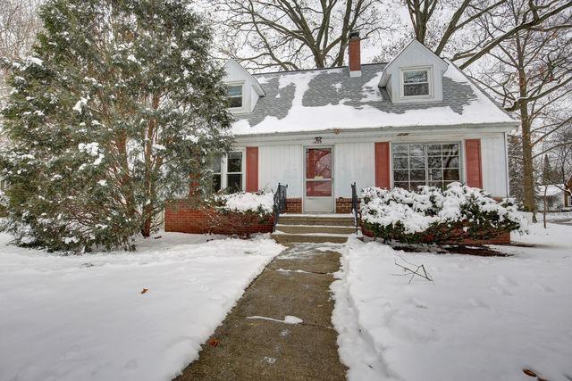 1408 S Orchard Street, Urbana, IL 61801 (MLS #10250352) :: Ryan Dallas Real Estate